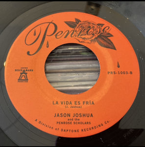 Joshua, Jason ‎– Language of Love – New 7""