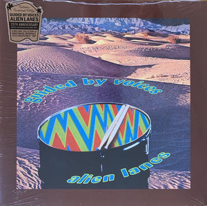 Guided By Voices - Alien Lanes [MULTICOLOR VINYL]- New LP