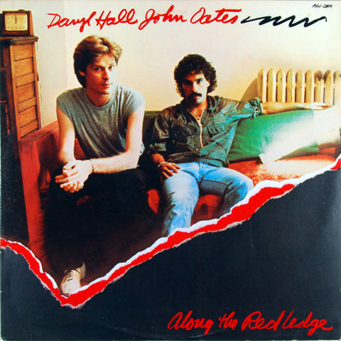 Hall & Oates – Along the Red Ledge – Used