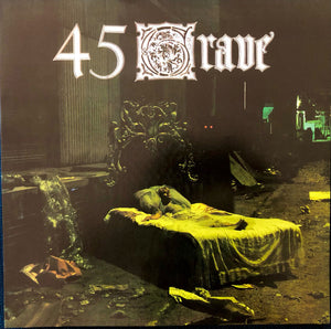 45 Grave – Sleep In Safety [Green & Black Marble] - New LP