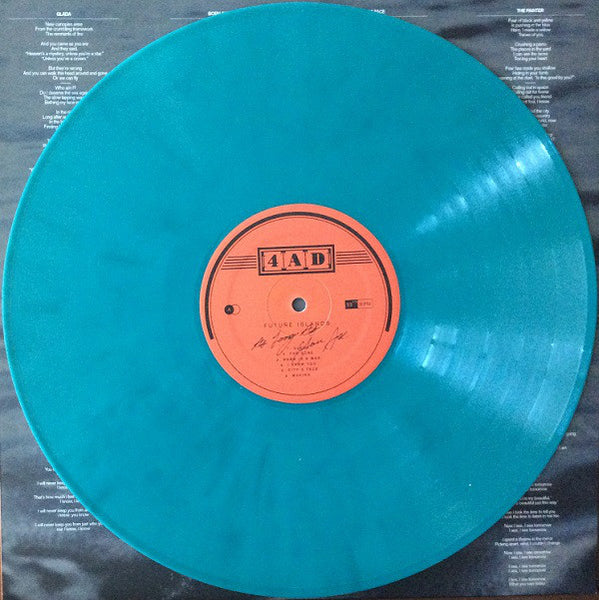 Future Islands [PETROL BLUE VINYL] - New LP