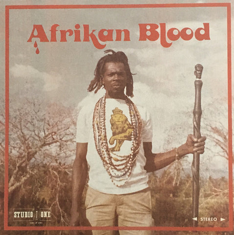 Various Artists – Afrikan Blood [RSD] – New LP