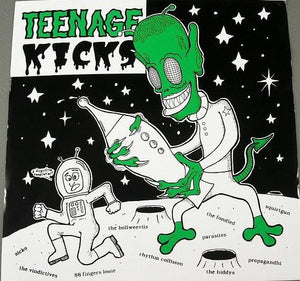 "Various Artists ‎– Teenage Kicks - 10"" - Used"