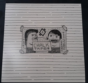 Screaming Females - Chalk Tape - New LP