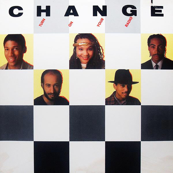 Change - Turn on Your Radio – Used LP