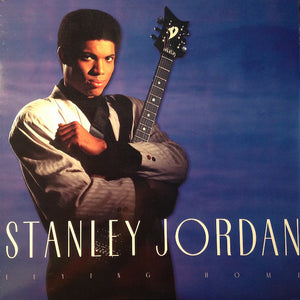 Jordan, Stanley - Flying Home - Used LP