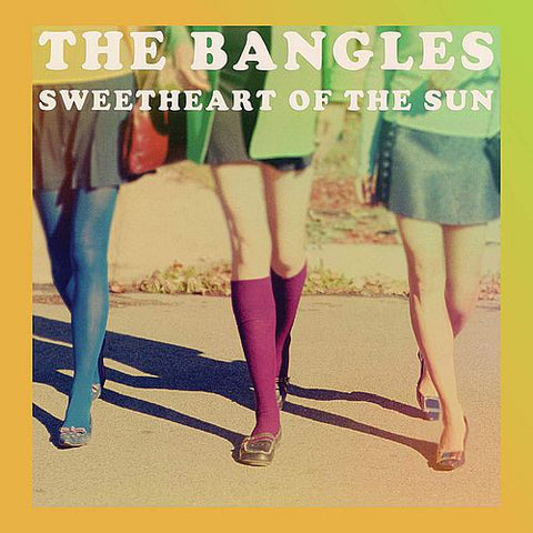 Bangles, The  – Sweetheart of the Sun [TEAL vinyl] – New LP