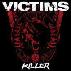 Victims ‎– Killer - LP - Used