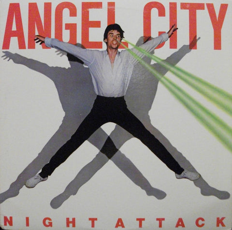 Angel City [aka The Angels] - Night Attack - Used LP
