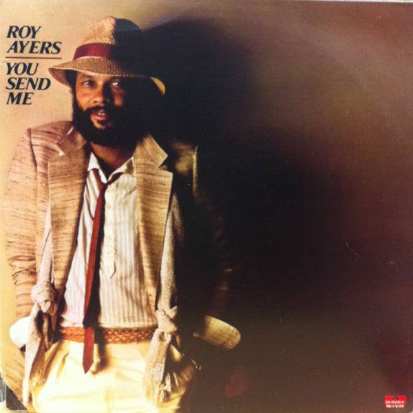 Ayers, Roy – You Send Me [White Label Promo] – Used LP