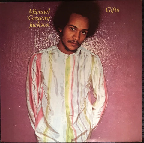 Jackson, Michael Gregory - Gift - Used LP