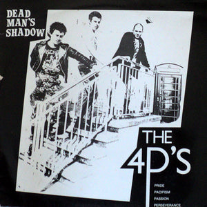 Dead Man's Shadow ‎– The 4P's - LP - Used