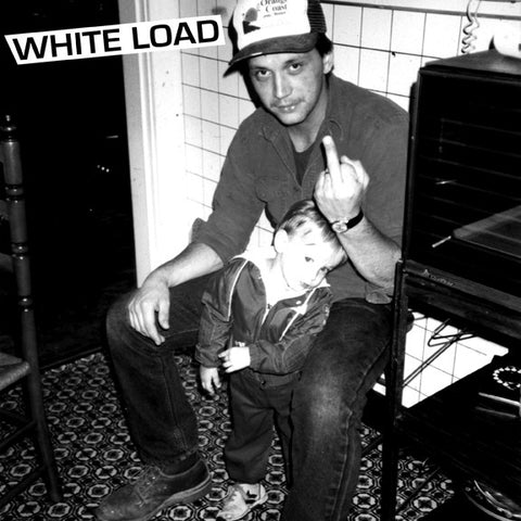 "White Load ‎– My Wall - 7"" - Used"