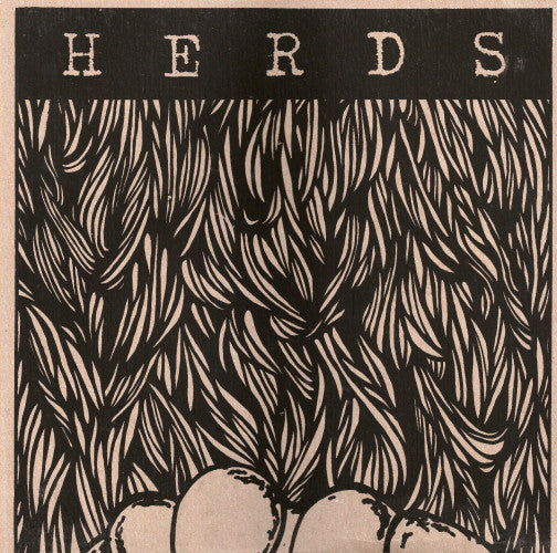 Herds - S/T - LP - Used