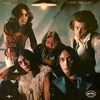 Flamin' Groovies – Flamingo – New LP