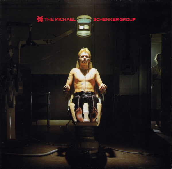 Michael Schenker Group, The - S/T - Used LP