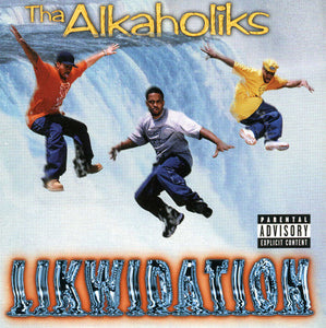 Alkaholiks, The ‎– Likwidation - LP - Used
