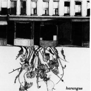 Harangue - S/T - LP - Used