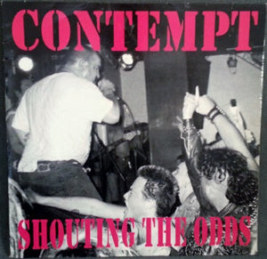 Contempt ‎– Shouting The Odds - LP - Used