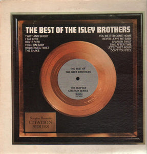 Isley Brothers ‎– The Best of [SEALED] – Used LP