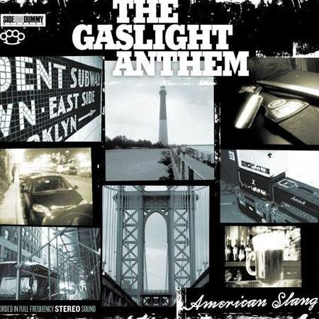 Gaslight Anthem, The - American Slang - LP - Used