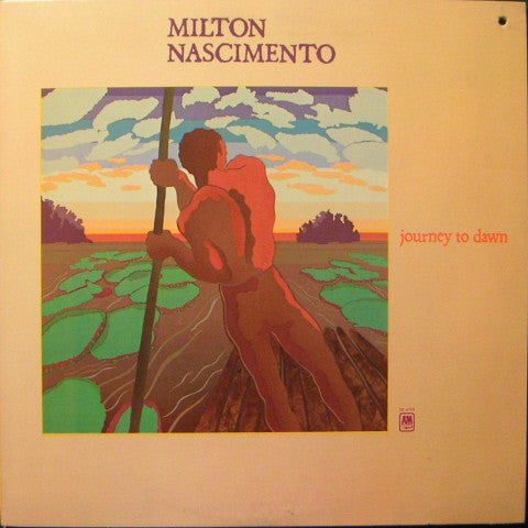 Nascimento, Milton  ‎– Journey To Dawn - Used LP