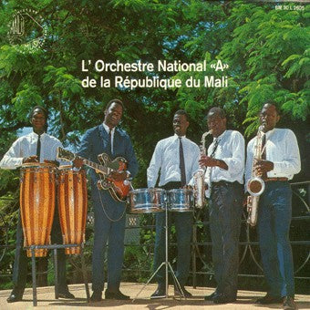 L'Orchestre National «A» De La République Du Mali – S/T – New LP