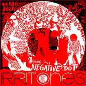 Irritones ‎– Negative Dots - LP - Used