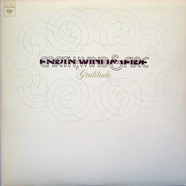Earth, Wind & Fire – Gratitude – Used LP