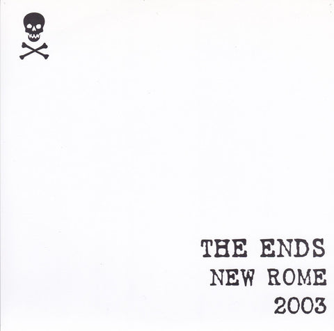 Ends, The - New Rome - New 7""