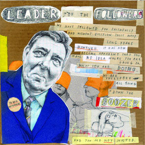 Young Offenders – Leader Of The Followers - Used LP