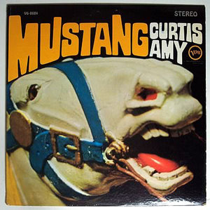 Amy, Curtis - Mustang - Used LP