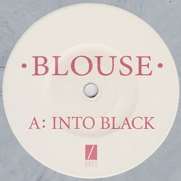 "Blouse ‎– Into Black / Firestarter - 7"" - Used"