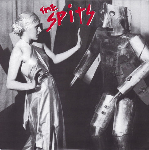 Spits, The - s/t [3rd] - New LP