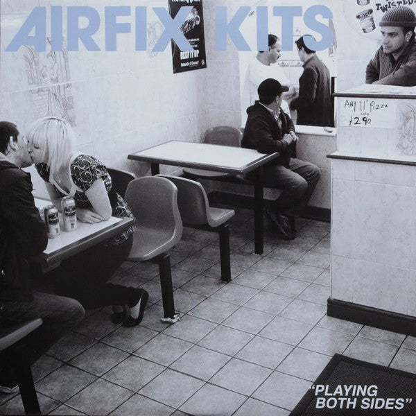 Airfix Kits ‎- Playing Both Sides - New 7""