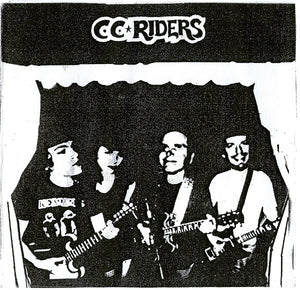 C.C. Riders ‎– Monsieur Jeffrey Evans And His C.C. Riders - LP - Used