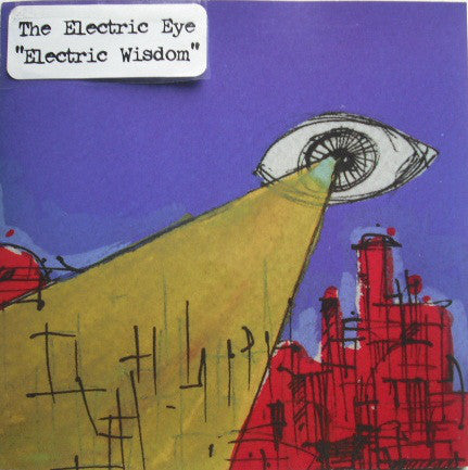 Electric Eye, The ‎– Electric Wisdom - LP - Used