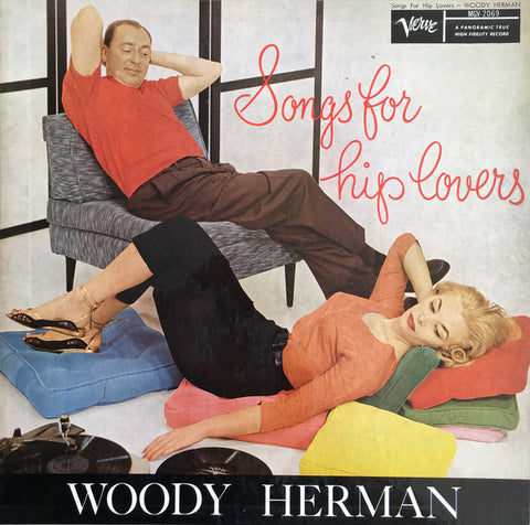 Herman, Woody – Songs for Hip Lovers – Used LP