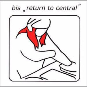 Bis ‎– Return To Central - 2xLP - Used