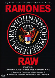 Ramones - Raw – Used DVD