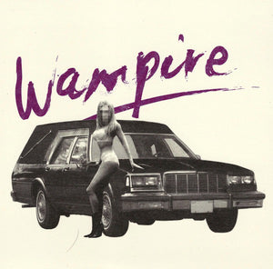 "Wampire ‎– The Hearse - 7"" - Used"
