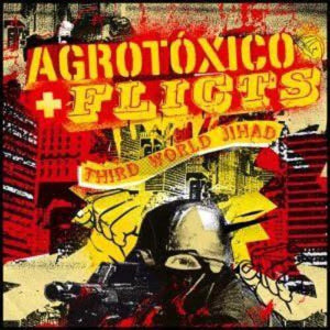 Agrotóxico + Flicts ‎– Third World Jihad - LP - Used