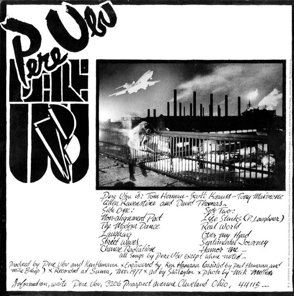 Pere Ubu – The Modern Dance – New LP