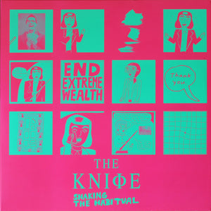 Knife, The - Shaking the Habitual - 2xLP
