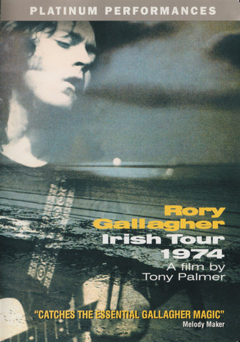 Gallagher, Rory - Irish Tour 1974 – Used DVD