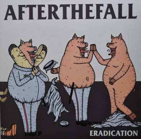 Afterthefall  ‎– Eradication - LP - Used