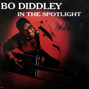 Diddley, Bo - In the Spotlight - New LP