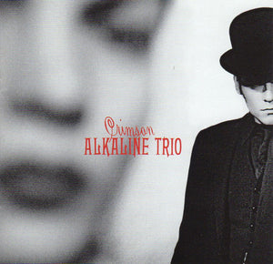 Alkaline Trio ‎– Crimson - LP - Used