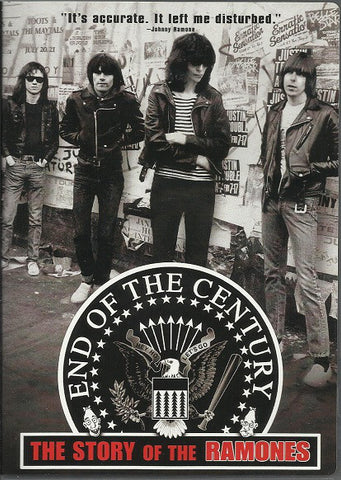 Ramones - End of the Century – Used DVD