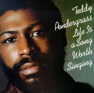 Pendergrass, Teddy - Life is a Song Worth Singing – Used LP